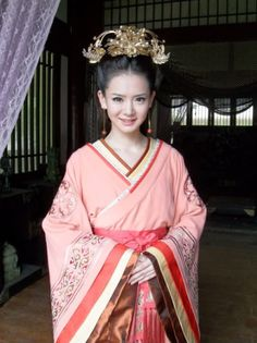 """The Ancient Chinese Clothing """"Hanfu"""""""