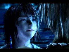 Final Fantasy X best cgi cutscenes HD, 2001.