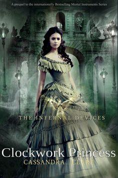 ...Cassandra Clare: Clockwork Princess...