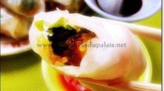 CUISINE ASIATIQUE · 2/2 · Aux délices du palais Tacos, Pudding, Mexican, Central, Ethnic Recipes, Desserts, Food, Simple Recipes, Vietnamese Food