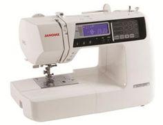 Maquina de Coser especial para Quilting. Marca Janome Modelo 4120QDC. Cómprala a 12 pagos fijos con tus tarjetas de crédito de Banamex y American Express.