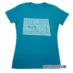 State runner everyday tees exclusively from GoneForaRun.com