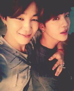 BTS Jimin & Jin