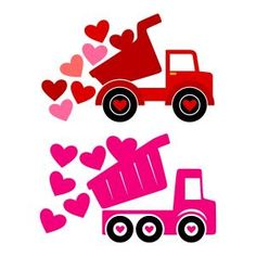 (Weekly FREEBIE) Valentine Love Truck - Available for FREE today only, Jan 5