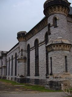Mansfield Reformatory ~ a haunted prison that they no longer use but they do tour it & rent it for things like music videos, modeling shoots, overnight lock ins etc...