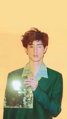 GOT7 Mark | Dazed Korea