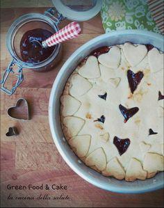 Crostata+alla+marmellata+con+frolla+allo+yogurt http://blog.giallozafferano.it/greenfoodandcake/crostata-alla-marmellata-frolla-allo-yogurt/