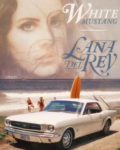 Click to listen to snippet of Lana Del Rey's new song 'White Mustang/TBA' (Lana deleted her IG post of the song so here's another one.) #LDR ❤