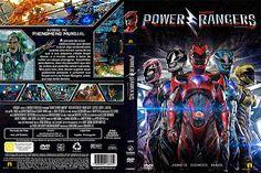 W50 Produções CDs, DVDs & Blu-Ray.: Power Rangers - Lançamento 2017