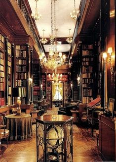 Library by Tuatha