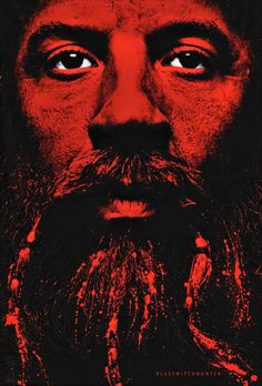The Last Witch Hunter: There is something arresting about this portrait of a bearded Vin Diesel. Another poster far more creative than the formulaic movie it sells.