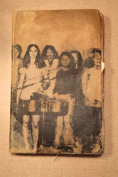 How to transfer any print or photocopy into the pages of your sketchbook or art journal.