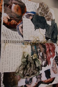 Ellisha Willis DHSFG Textiles A Level Art Sketchbook, Textiles Sketchbook, A Level Textiles, Art Alevel, Creative Textiles, Mushroom Art, Sketch Pad, Sewing Art, Sketchbook Inspiration