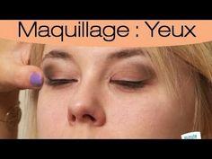 Maquillage neutre pour paupières tombantes - YouTube