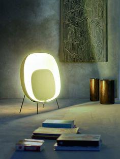 @Foscarini  presents Stewie: a new floor #lamp | #design Luca Nichetto