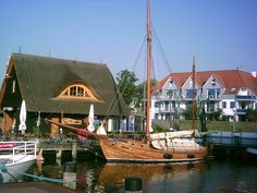Zingst is a town in Mecklenburg-Vorpommern, Northeastern Germany, between the cities of Rostock and Stralsund on the southern shore of the O...