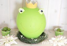 Luftballon Froschkönig / Frogprince Balloon