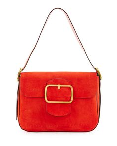 2f8bd13a066d Tory Burch Sawyer Suede Shoulder Bag