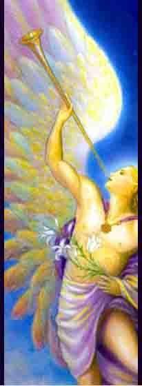 Archangel Gabriel | 3. Archangel Gabriel