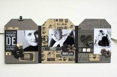 """Atelier de Patricia Da Silva à Version Scrap Paris 2016 """"Séance photos"""" - Florilèges Design"""