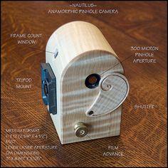 Anamorphic Pinhole Camera~1 | by Don Pyle