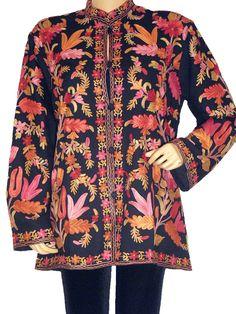 kashmiri style embroidery
