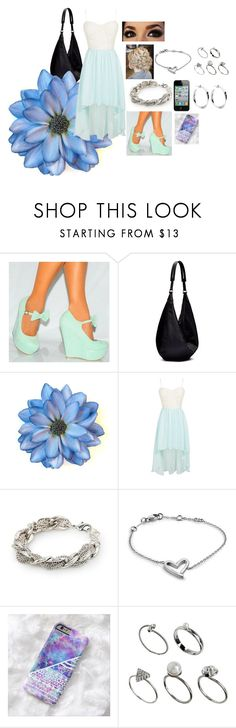 """Off to a Wedding"" by blackest-raven ❤ liked on Polyvore featuring The Row, dELiA*s, MANGO, Calvin Klein and ASOS"