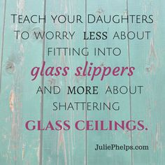 No glass ceilings at R+F.