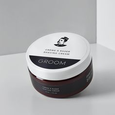 Our shaving cream is now your best asset for a shave of unprecedented comfort. Its texture allows the razor to glide effortlessly. Coco Nucifera, Shaving Cream, Vaseline, Creme, Fragrance, Delicate, Good Things, Texture, Tableware