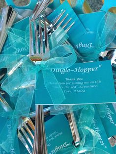 The Little Mermaid Ariel Inspired - DingleHoppers (12) Giveaways - Souvenirs