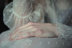 Delicate Hands - Ethereal Princess