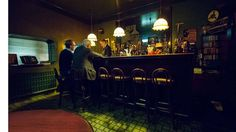 Rum Trader. Fasanenstraße 40  Berlin, Subtitled the 'Institute for Advanced Drinking', this tiny bar is a Berlin classic, largely thanks to its eccentric owner, Gregor Scholl, who is ever present, smartly dressed in bow tie and waistcoat. There is no menu: Scholl will ask which spirit you like, and whether you want something süss oder sauer (sweet or sour).