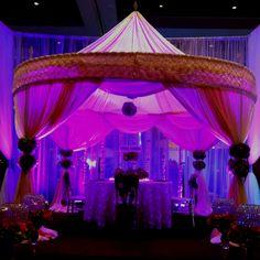 head table indian decor #shaadibazaar, #indianwedding, #wedding