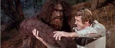 Bigfoot. .6 million dollar man