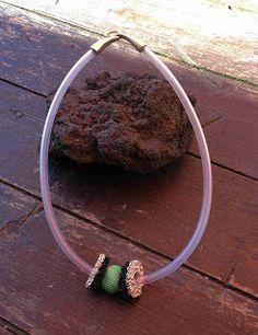 Lateliè-lcf: Summer necklaces collection, 6