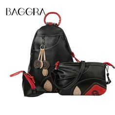 =>>Save onFashion 3 Women Backpack Set PU Leather Leaf Applique Schoolbag for Teenagers Girls Student Travel Bag Black Mochilas EscolaresFashion 3 Women Backpack Set PU Leather Leaf Applique Schoolbag for Teenagers Girls Student Travel Bag Black Mochilas EscolaresDear friend this is recommended...Cleck Hot Deals >>> http://id543021976.cloudns.ditchyourip.com/32738058884.html images