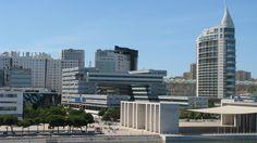 Parque das nacoes Lisboa
