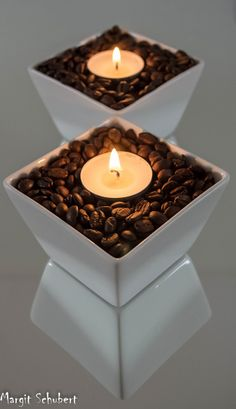 Photograph coffee candlelight by Margit Schubert on 500px