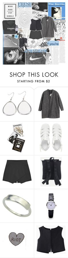 """""""ECHO EVERY WORD YOU SAY ♡"""" by feels-like-snow-in-september ❤ liked on Polyvore featuring Chanel, Chicnova Fashion, Assouline Publishing, ASOS, Jil Sander, melsunicorns and gottatagrandomn3ss"""
