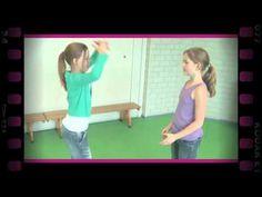 Dezelfde beelden (dramaoefening bij lesmethode DramaOnline) - YouTube