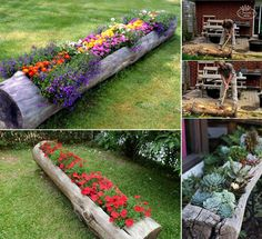 Turn your backyard garden into art projects with these spectacular decoration ideas.You can choose to make the tree stumps in your backyard into coffee tables, pretty planters or create beautiful, unique floors. These garden DIY projects will enhance any environment. Follow these steps to remove a stump manually and painlessly …Scroll down for the method… 16 Spectacular … Continue reading 31 Tree Stumps Ideas For Home Decorating And Backyard Designs