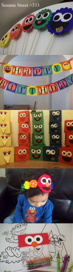 Get it here!  On sale! Super cute! Sesame street Elmo Cookie Monster Oscar Zoe Big Bird