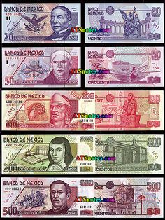 Mexican Money Is Called The Peso Third Most Traded Currency In Americas And World