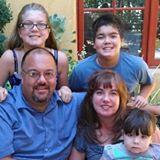 John-Paul, Stacy, & Kendyl (f) Mikayla & Justin (b) Kauinana's