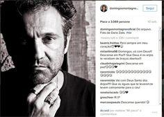 Domingos Montagner è morto sul set durante le riprese della sua ultima soap…