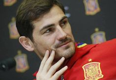 Iker Casillas now has 166 Spain caps and 101 clean sheets a world record! Congrats legend!