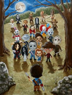 This #AshWilliams artwork by ArtbyAlMolina (http://etsy.me/28Ue6iB) is freakin awesome Bruce Campbell! #EvilDead