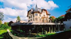 Montblanc Manufacture in Le Locle