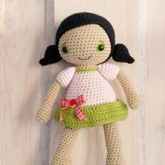 Sofia doll – pattern $