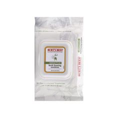 Burt's Bees Sensitive Facial Cleansing Towelettes with Cotton Extract - CVS.com